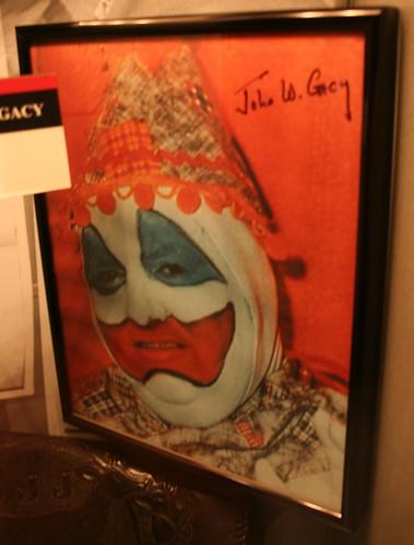 john wayne gacy clown. clown was John Wayne Gacy.