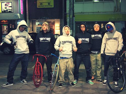NGYC ThirtyThree Crew