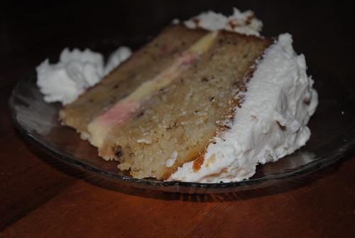 earl grey cake at joes