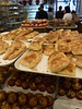 Down stairs - pastries, cookies, m…