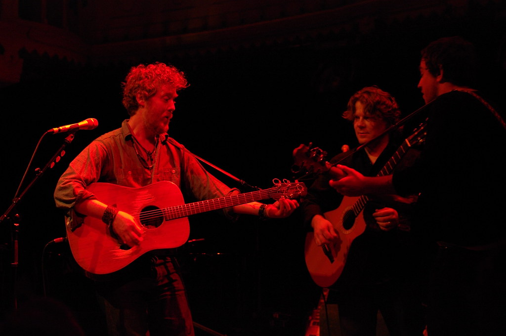 The Swell Season @ Paradiso