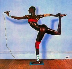 Grace Jones New Wave Music Artist - Influence on Kanye West? by GCRad1