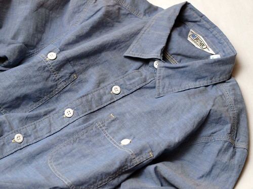 Five Brother / Chambray Work Shirt