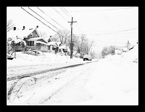 Snow 02272010 B&W