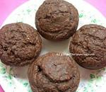 Sadhana & Muskaan's Multigrain Chocolate Muffins