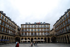 San Sebastian (Raiden1) Tags: plaza spain nikon espanha sansebastian espagne euskadi paisvasco donostia