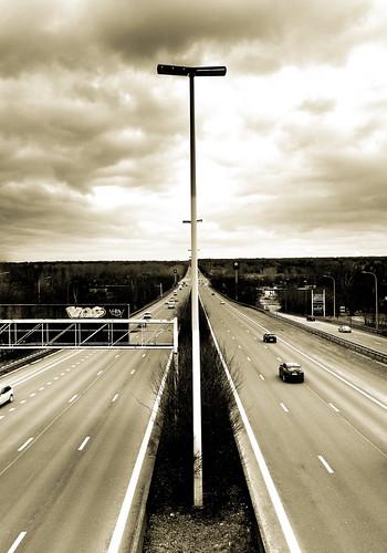 Autosnelweg Leuven