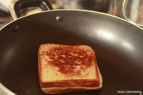 Easiest Grilled Cheese Sandwich Recipe