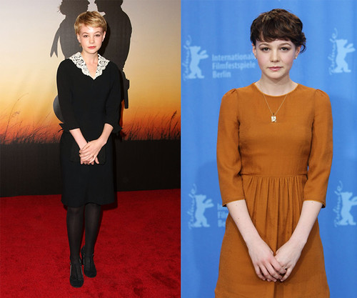 Carey Mulligan, 2 Sweet Dresses