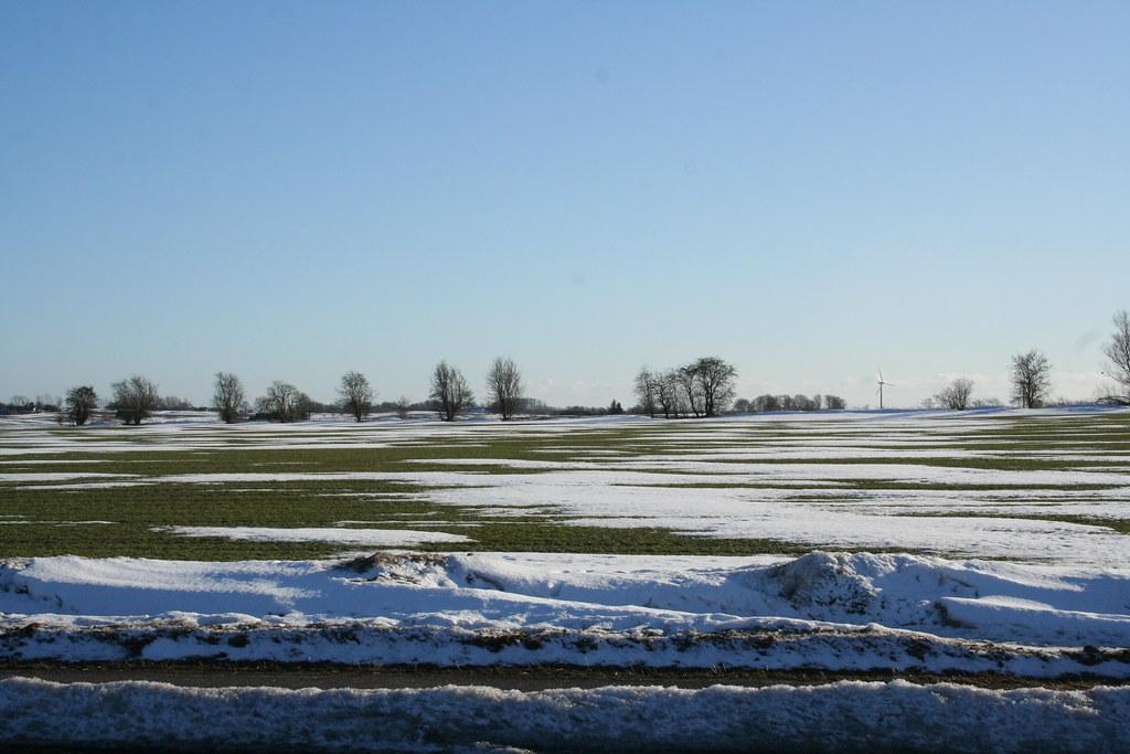 Vinteren synger på siste vers