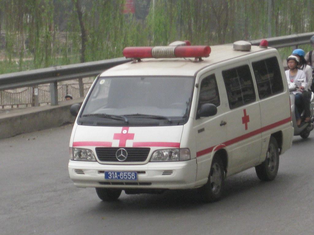 Mercedes Benz MB140D Ambulance