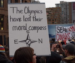 Olympic Moral Compass