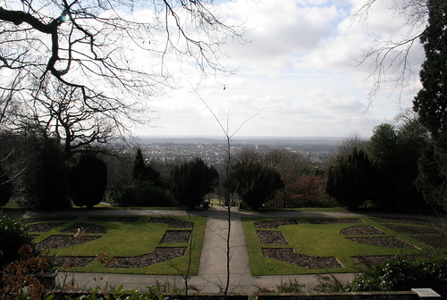The view from Severndroog Castle - 1