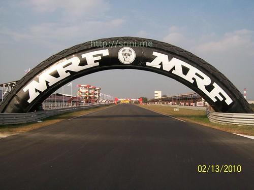 mrf race 190
