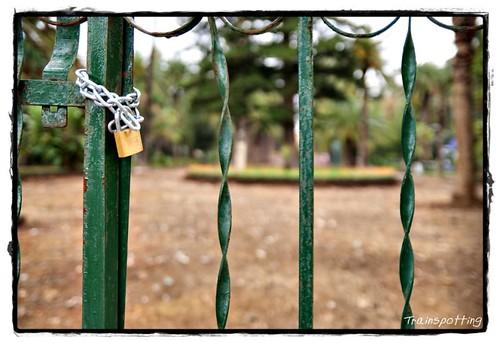 Reformas del Parque Hernández