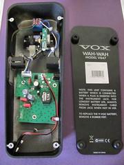 Olivia Audio Vox V847 A Wah