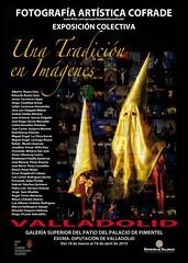 Una tradición en imágenes en Valladolid