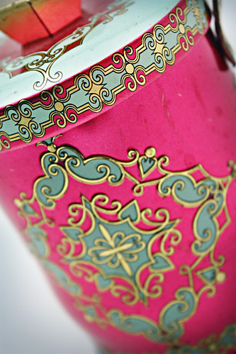 vintage tin by marzipan inc