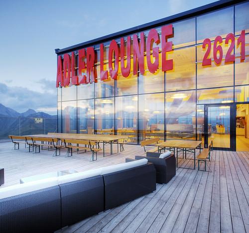 Adlerlounge, Austria
