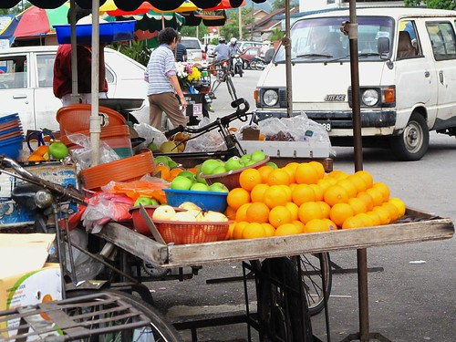 IMG_4421 Roadside Fruit Stall ,路边水果摊