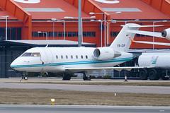 YR-DIP - 5475 - Eurojet - Canadair CL-600-2B16 Challenger 604 - Luton - 100310 - Steven Gray - IMG_8142