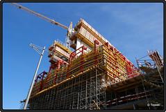 2009-04-22 New Orleans 2 (Topaas) Tags: rotterdam neworleans kopvanzuid siza woontoren wilhelminapier hoogbouw lvarosiza vesteda rijnhaven ottoreuchlinweg besix wierdsmaplein
