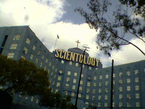 Scientology compound