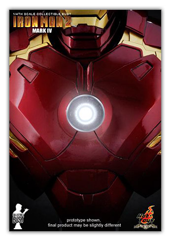 Buste Iron Man Mark IV
