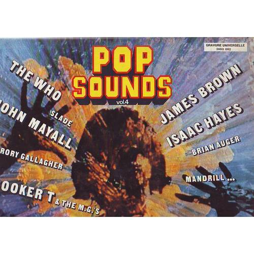 pop sounds vol 4