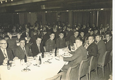 1973 Irish Guards Association dinner (Manchester) (brian395) Tags: shropshire 1973 oswestry boysoldiers deusvult quisseparabit brianeager ijlb parkhallcamp