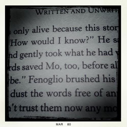 Inkdeath Excerpt