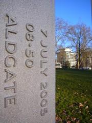 Hyde Park Memorial