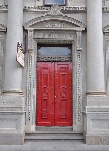 Former Commercial Bank, Bendigo, Victoria, Australia