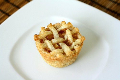 SMS Mini Caramel Apple Pies