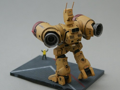 Macross 1/144 - SDR-04 Phalanx Mk XII - [almost finished]