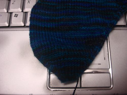 Skew Sock Toe