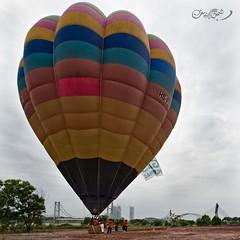 Hot Air Balloon Fiesta 2010 (20) (QooL / بنت شمس الدين) Tags: hotair balloon putrajaya qool 5186 serisaujanabridge qoolens putrajayamonorailbridge fiesta2010