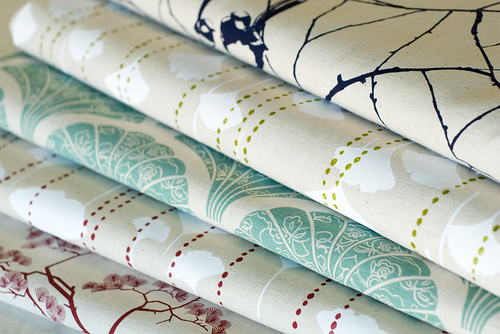 New unbleached organic fabrics