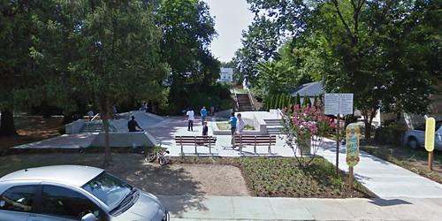 mount rainier skate park