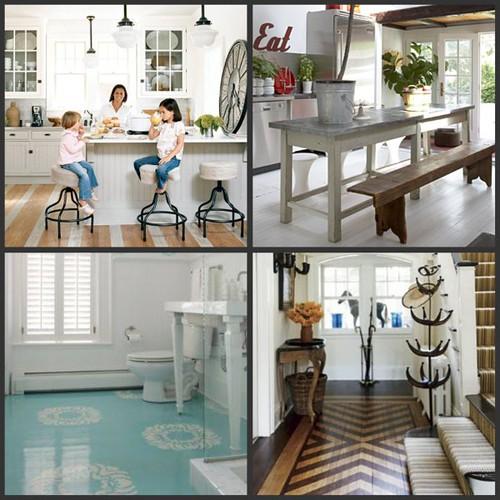 Painted Floors 4