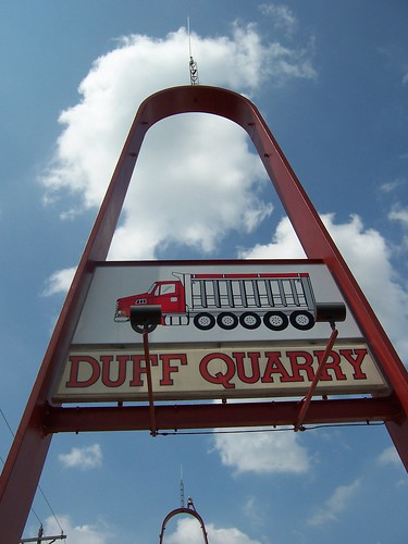 Duff Quarry Arches 1