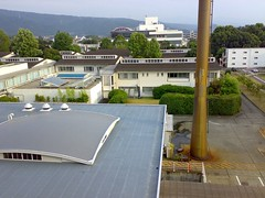 View from NTT East Izu Hospital