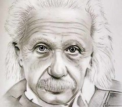 Albert Einstein charcoal pencil portrait (Portrait from a photo) Tags: portrait blackandwhite art pencil portraits artwork artist drawing pastel drawings gift charcoal present genius commission maths graphite birthdaypresent christmaspresent realistic weddingpresent alberteinstein theoryofrelativity commissioned portraitartist anniversarypresent portraitfromaphoto commissionaportrait christeningpresent deslexic deslexia