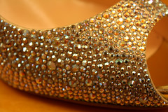 IMG_4737 (heydanii) Tags: white beach birds shoe gold shiny florida designer dove jimmy rich decoration palm choo worth expensive avenue
