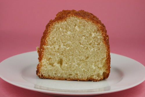 Coconut Tea Cake Bundt - Tuesdays with Dorie