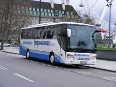 coach sweden sverige kalmar setra scandorama s415gthd bergkvarabuss