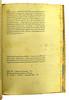 Final page from Zochis, Jacobus de: Canon, omnis utriusque sexus disputatum ac repetitum