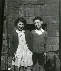 Image titled Mary Devlin And Friend Back Court Old Shettleston Road