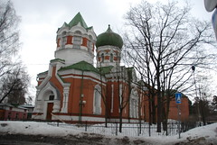 Central Baptist Church in St. Petersburg