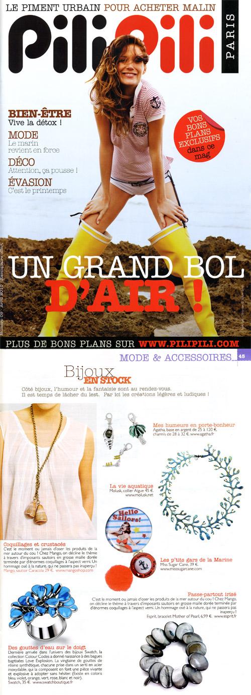 PiliPili magazine